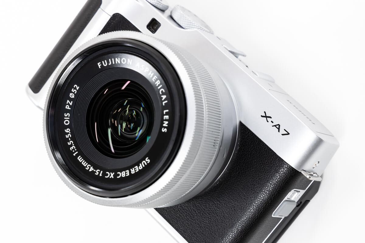 FUJIFILM X-A7 レビュー