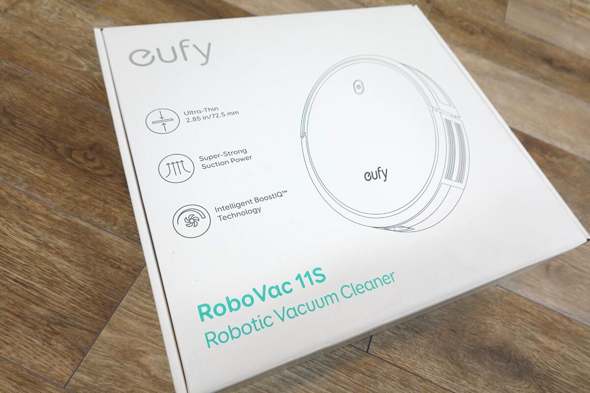 Anker Eufy RoboVac 11Sを実際に使ってレビュー