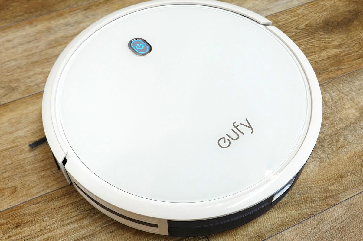 Anker Eufy RoboVac 11Sを実際に使ってレビュー Eufy RoboVac 11Sを使って掃除