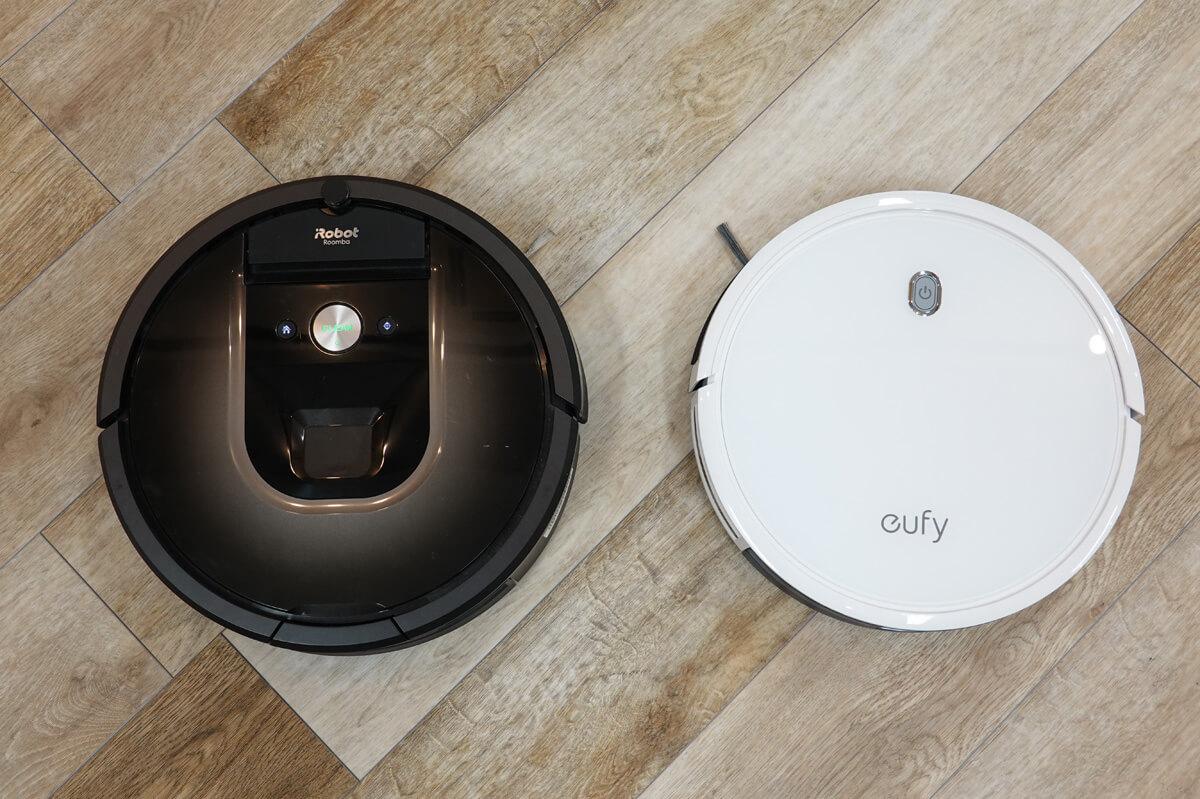 Anker Eufy RoboVac 11Sを実際に使ってレビュー Eufy RoboVac 11S 外観レビュー 表面