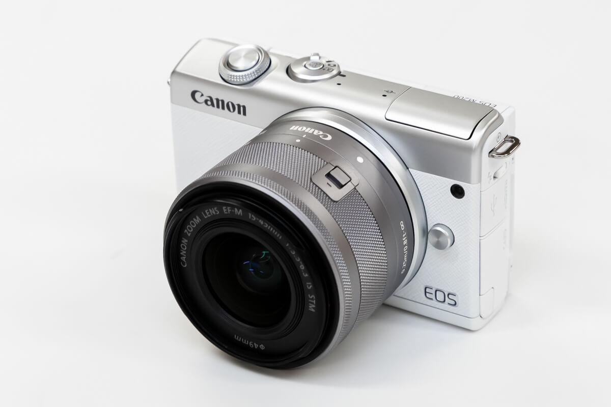 Canon EOS M200 進化