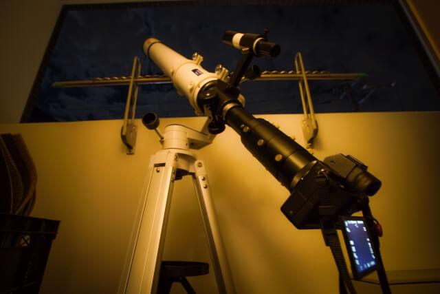 目的別おすすめ天体望遠鏡 天体望遠鏡での写真撮影に必要な機材