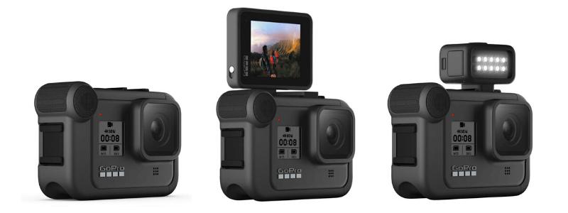 GoPro HERO8 モジュラー