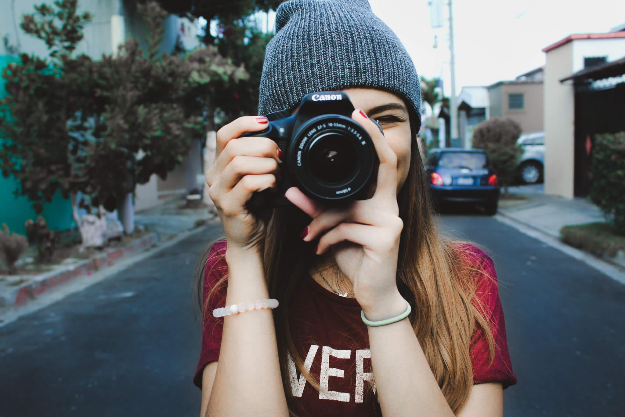 【初心者必見】はじめての一眼レフカメラ入門!一眼レフカメラの各部名称とその機能をやさしく解説