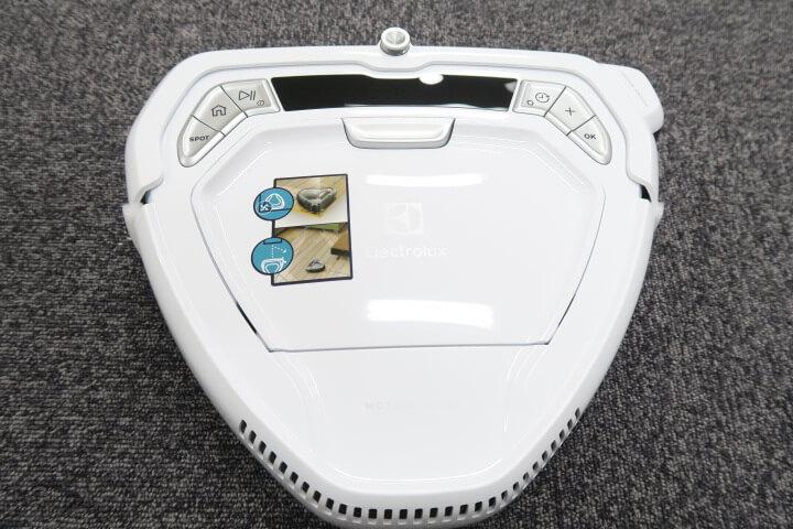 エレクトロラックスのロボット掃除機 motionsense(モーションセンス) 実機レビュー!