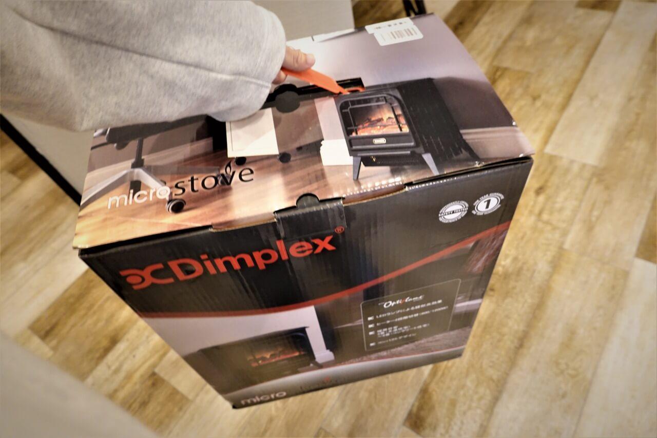 DIMPLEX(ディンプレックス)MCS12J レビュー