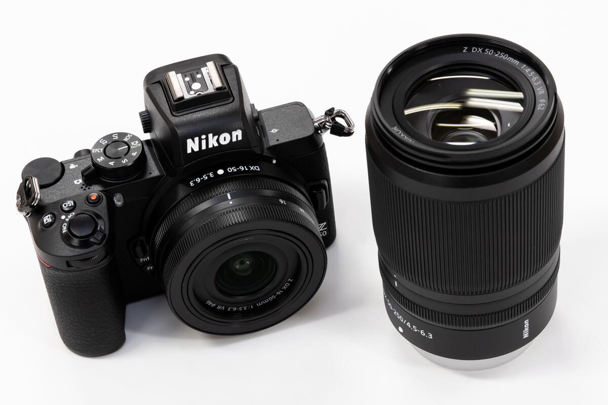 Nikon Z50 レビュー