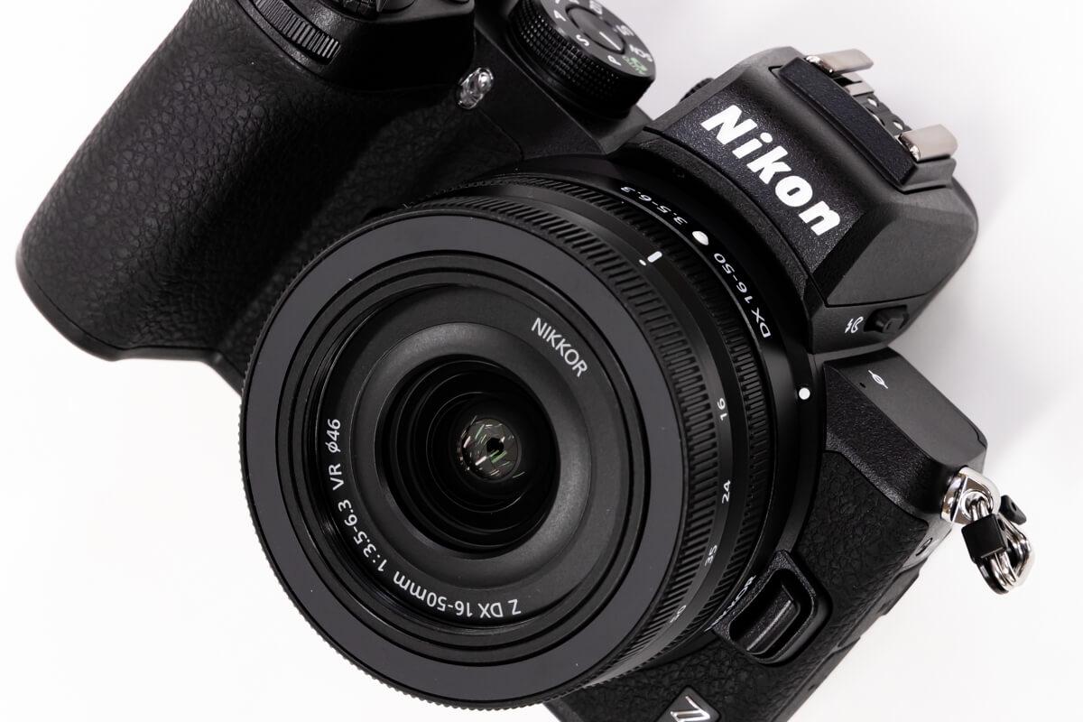 Nikon Z50 APS-Cセンサー