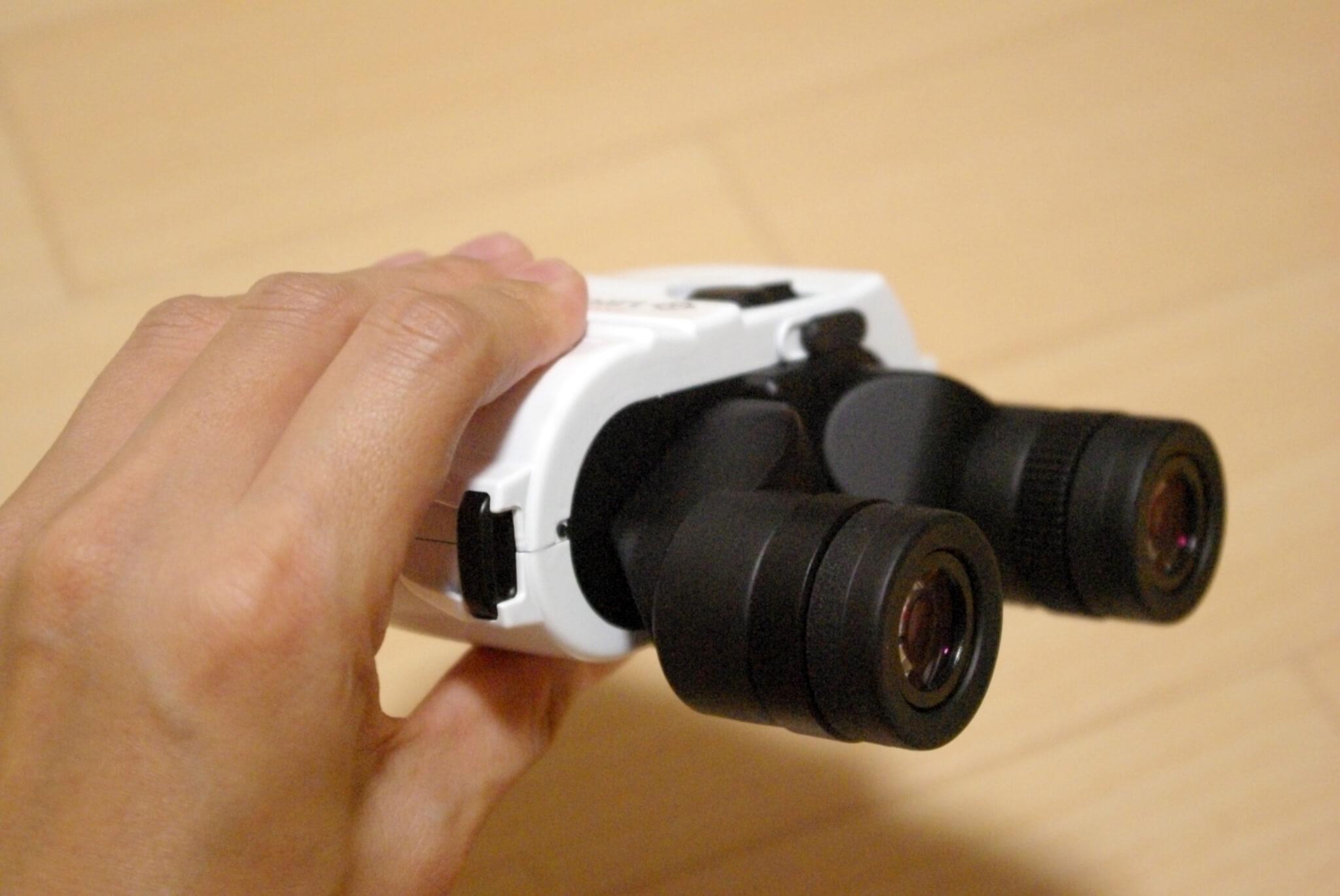 防振双眼鏡「ケンコー VCスマート コンパクト」5つの魅力 光学式手ブレ補正機構でどんな手ブレも補正