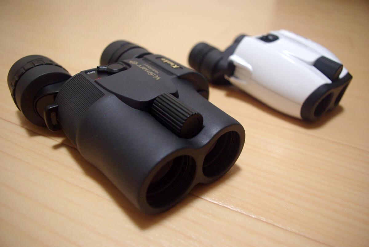 防振双眼鏡「ケンコー VCスマート コンパクト」は大事なライブのお供におすすめ