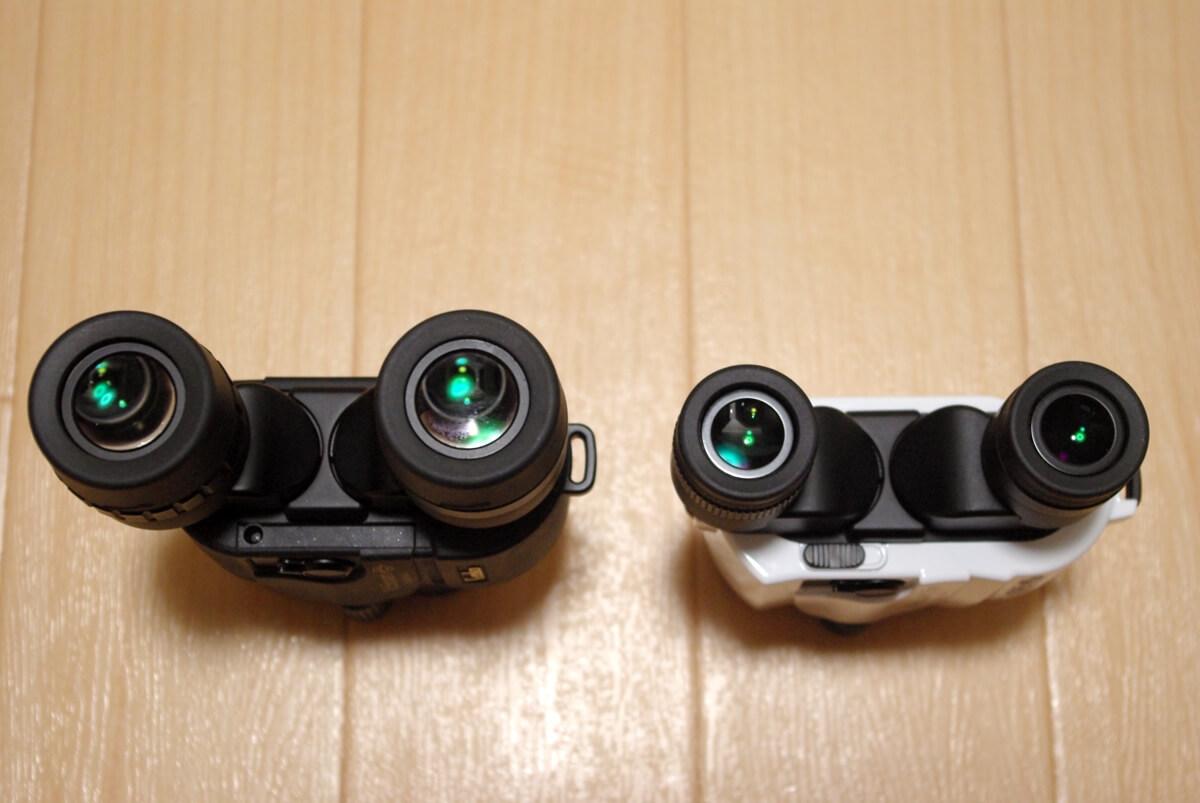 ケンコー防振双眼鏡「VCスマート」シリーズの違いを比較 1. 倍率