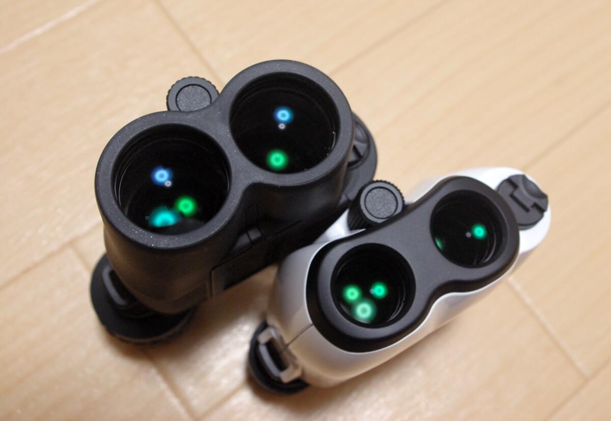 ケンコー防振双眼鏡「VCスマート」シリーズの違いを比較 2. 明るさ