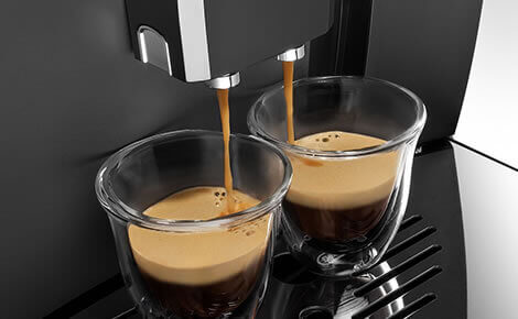 デロンギの全自動コーヒーメーカー「マグニフィカ」の特長 本格的なエスプレッソの抽出技術