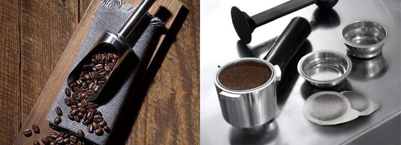 デロンギのエスプレッソマシンの選び方のポイント 1. 使えるコーヒーの種類