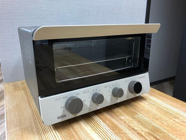 「テスコム 低温コンベクションオーブン TSF601」を使ってレビュー!1台6役のマルチオーブンとは!?