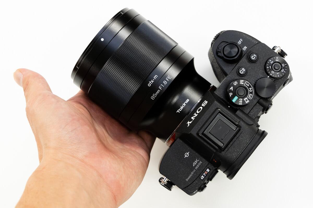 単焦点レンズ 85mm おすすめ