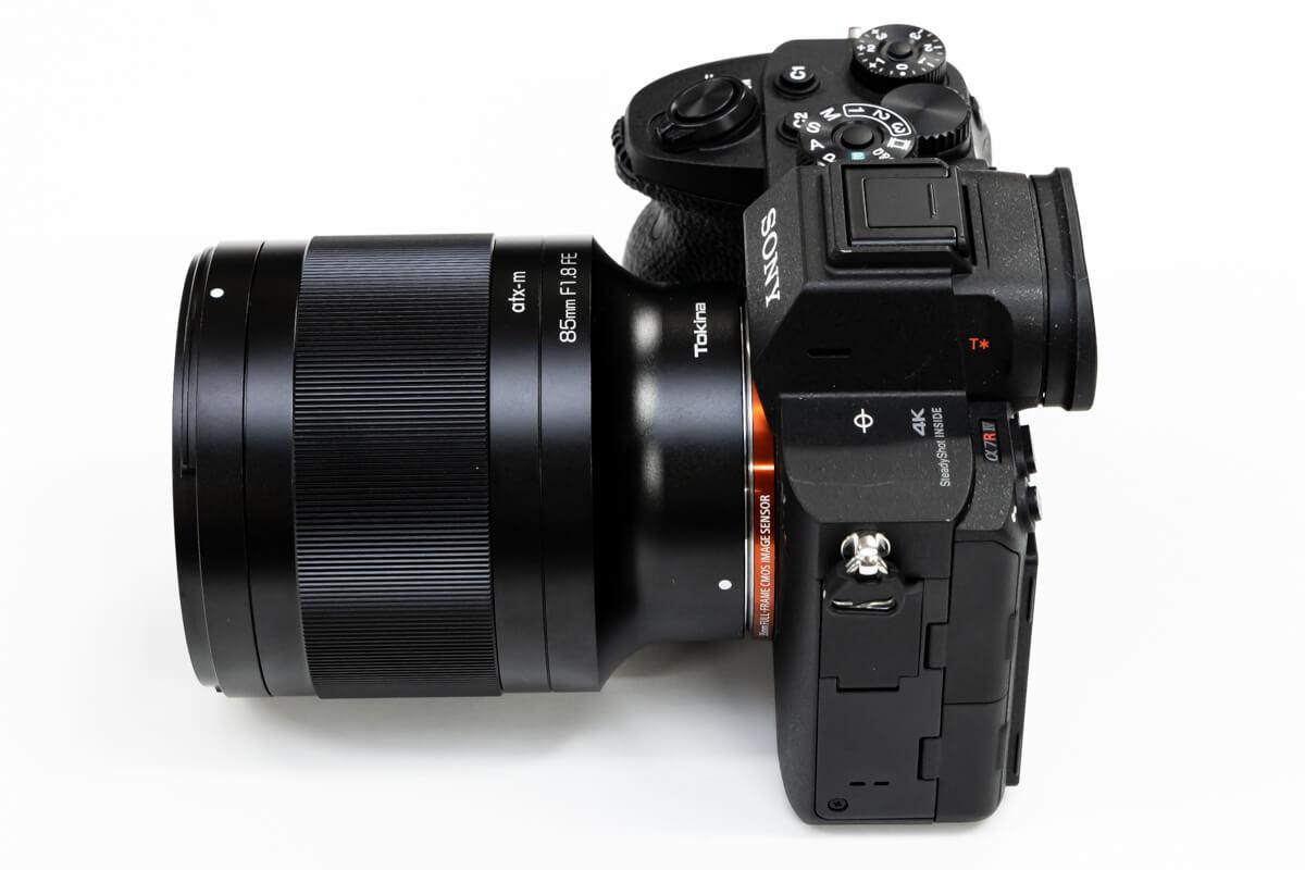 Tokina atx-m 85mm F1.8FE SONY Eマウント