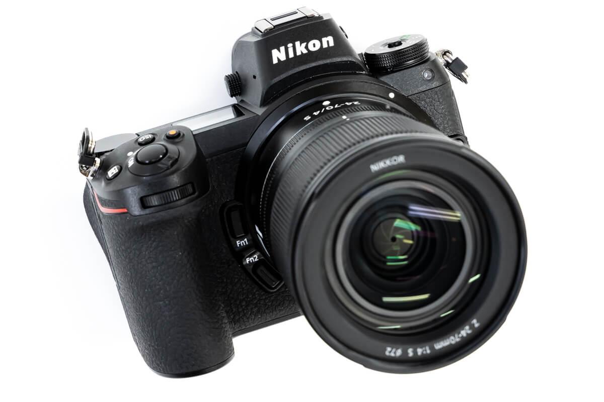 Nikon Zマウント レンズ