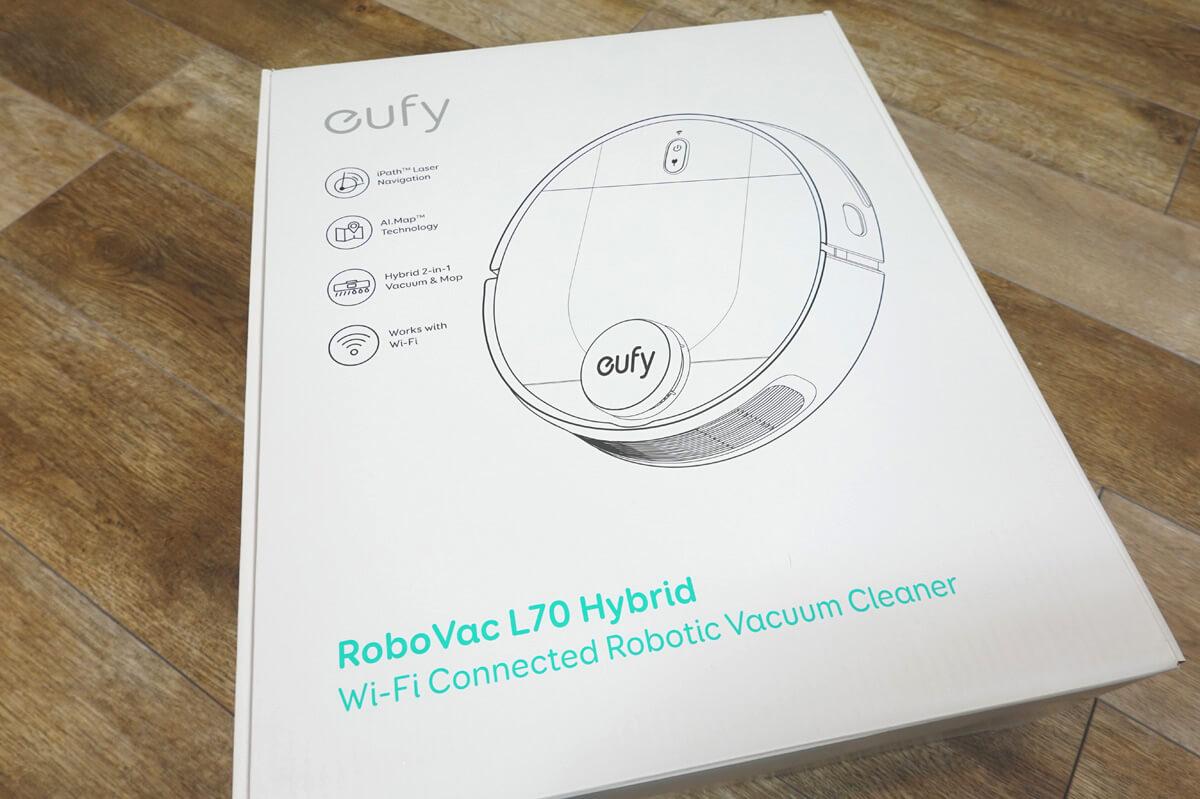 Anker Eufy RoboVac L70 Hybridを実際に使ってレビュー