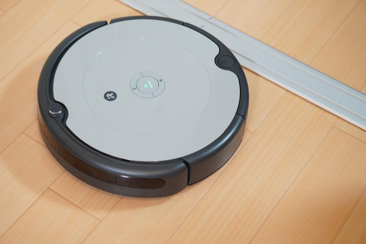 iRobotルンバ692を実際に使ってレビュー 1LDKの部屋ならほぼ掃除残しなし