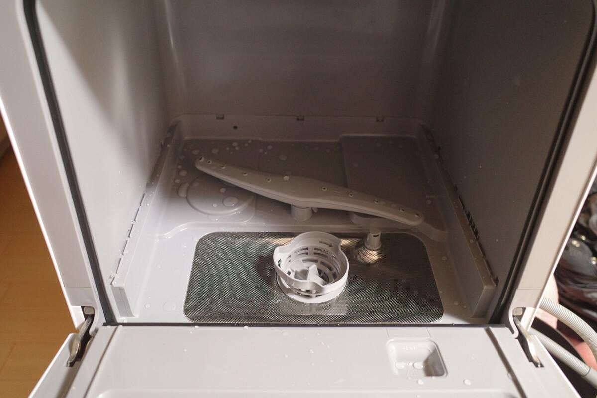 実際に使って気づいたシロカ食洗機のデメリットと解決法 お手入れが面倒
