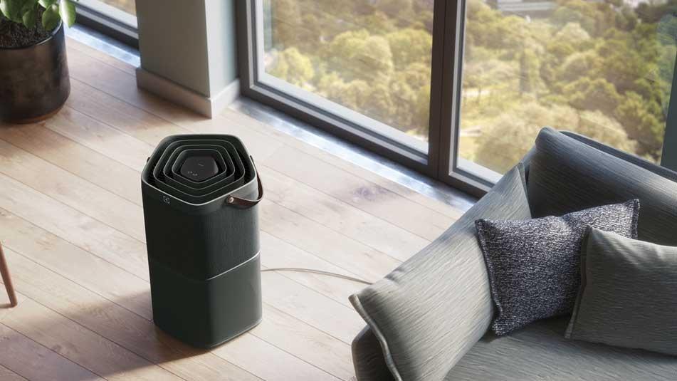 エレクトロラックスの空気清浄機「Pure A9」実機レビュー!北欧デザインでオシャレに花粉対策
