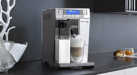デロンギの全自動コーヒーメーカー「プリマドンナXS」の特長 大容量モデルなので家族・友人と毎日使える