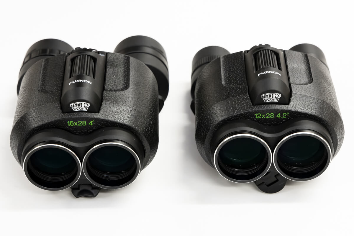 富士フイルムの防振双眼鏡「FUJINONテクノスタビ」 超高倍率!16倍と12倍で推しにグッと近づける
