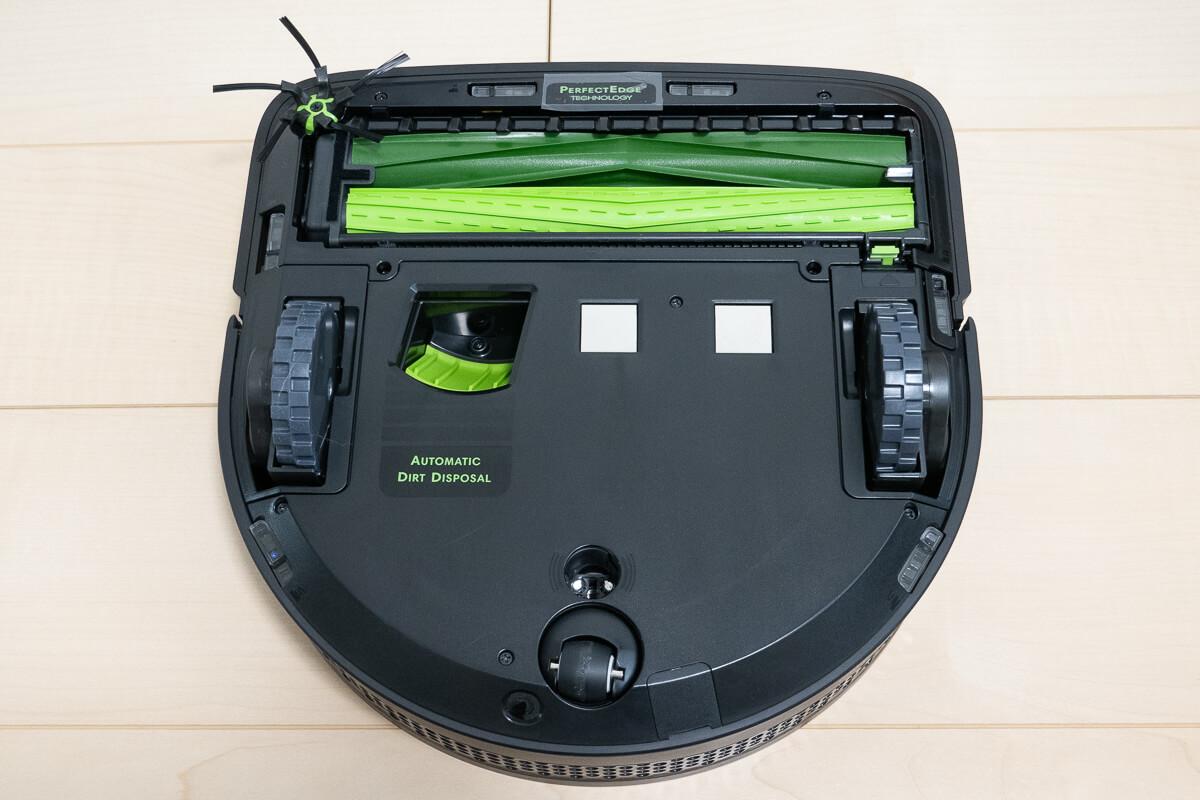 新型ルンバ s9+の特徴 清掃能力が飛躍的に向上