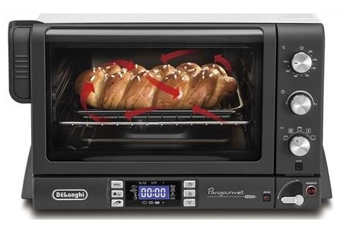 3種類のデロンギオーブン・トースター コンベクションオーブン