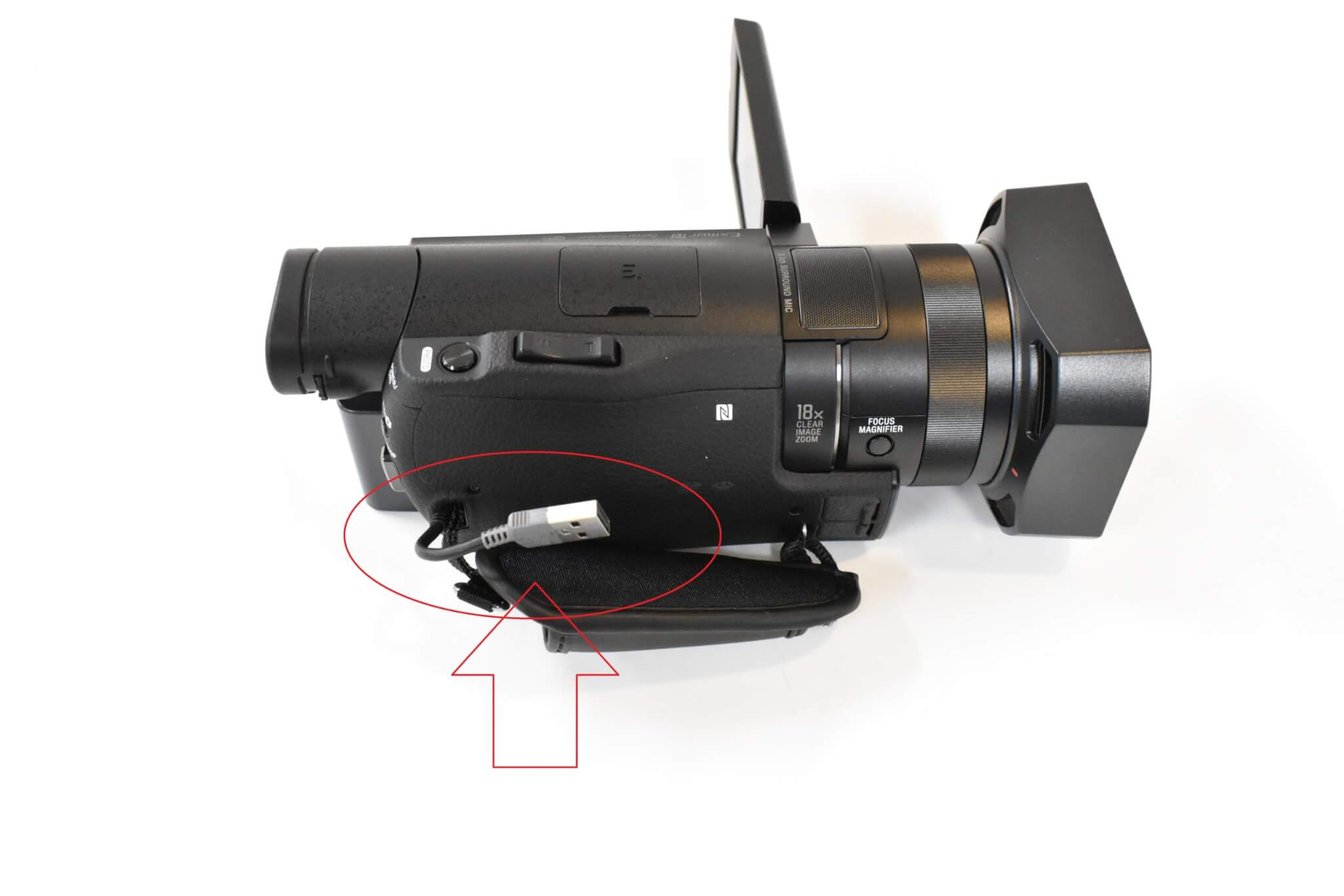 SONYハンディカム 最新全7機種を写真付きで紹介 FDR-AX100