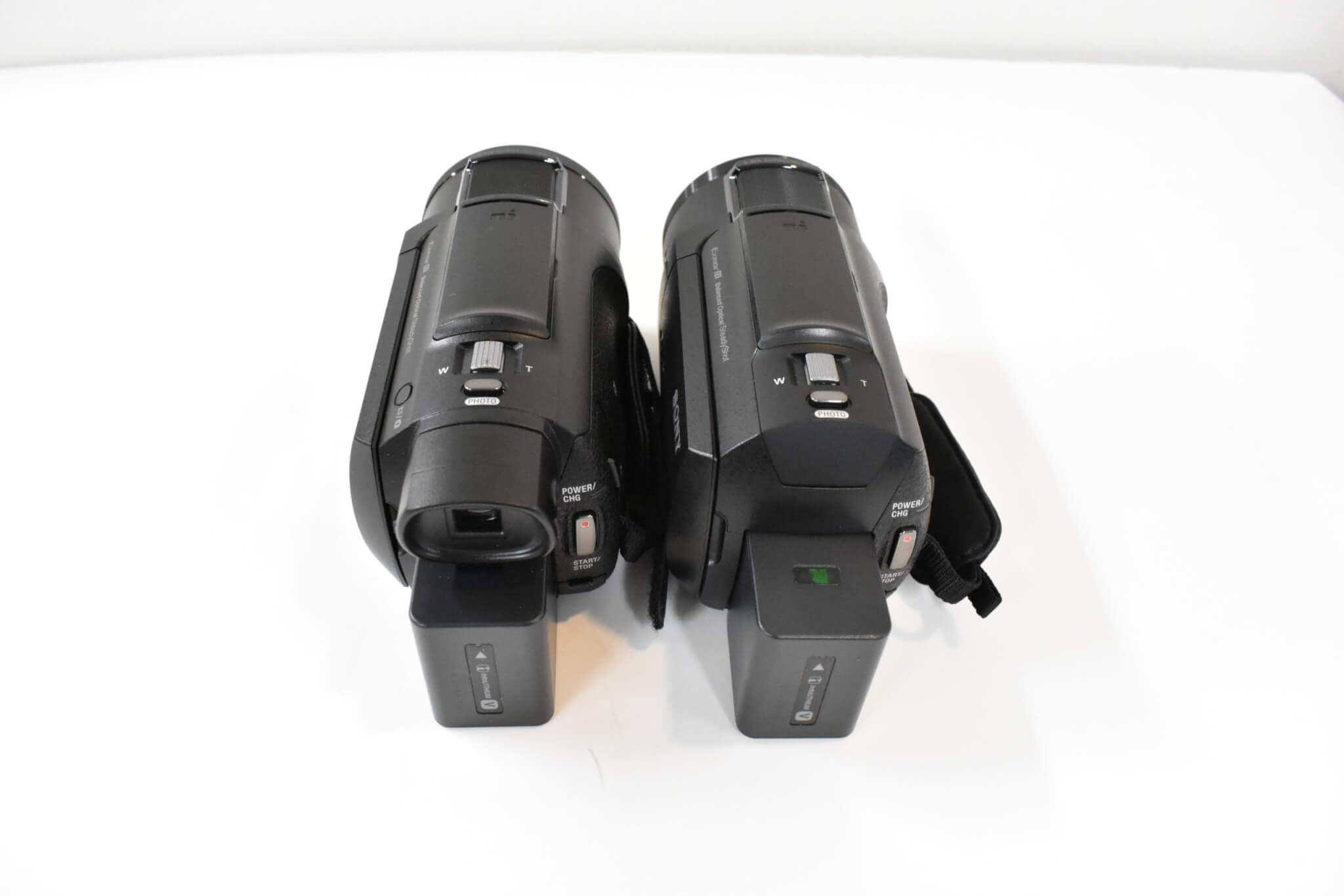 SONYハンディカム 最新全7機種を写真付きで紹介 FDR-AX45
