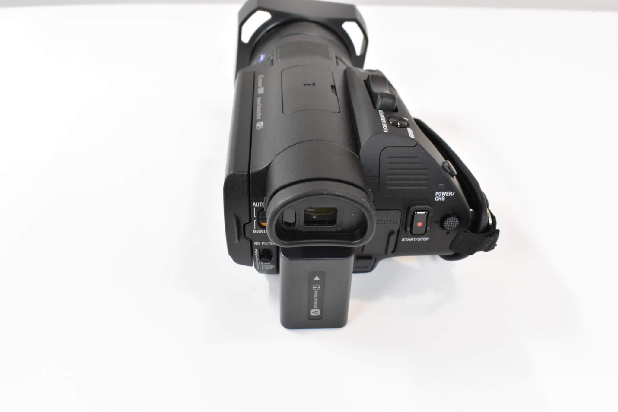 SONYハンディカム 最新全7機種を写真付きで紹介 FDR-AX700