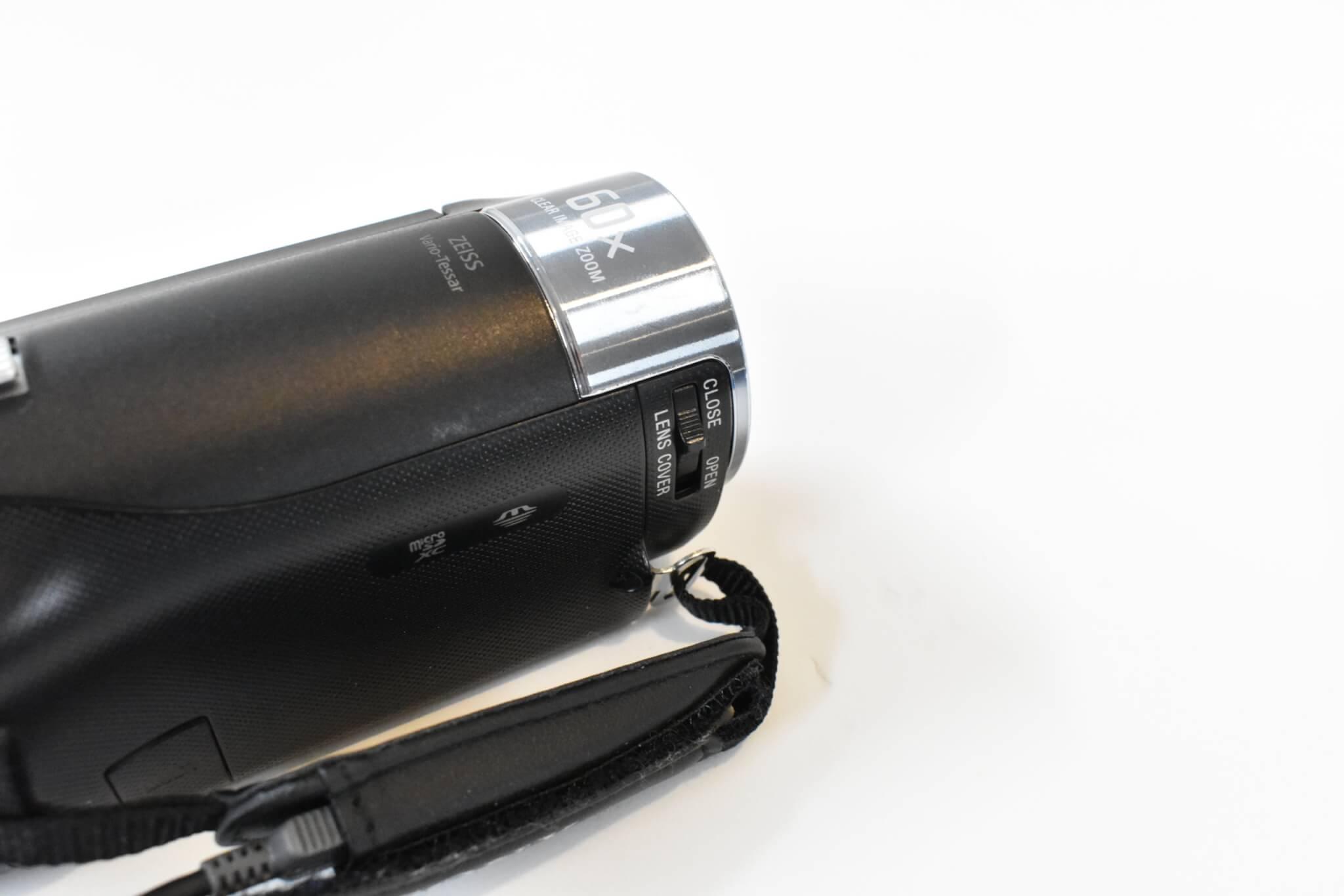 SONYハンディカム 最新全7機種を写真付きで紹介 HDR-CX470
