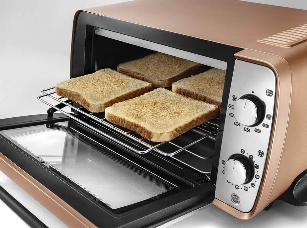 3種類のデロンギオーブン・トースター オーブントースター