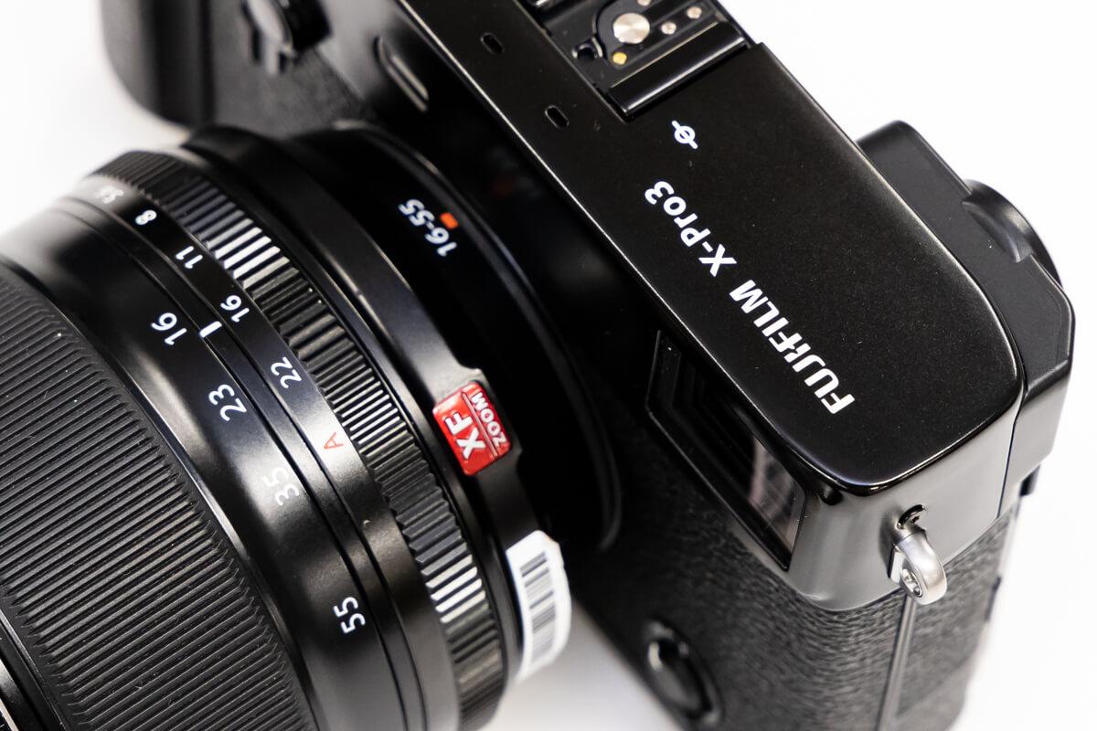 FUJIFILM X-Pro3 レビュー