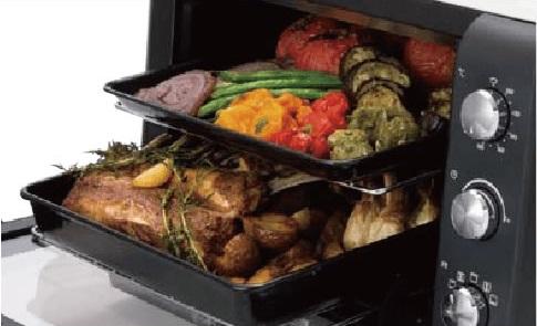コンベクションオーブンの選び方 2. 容量