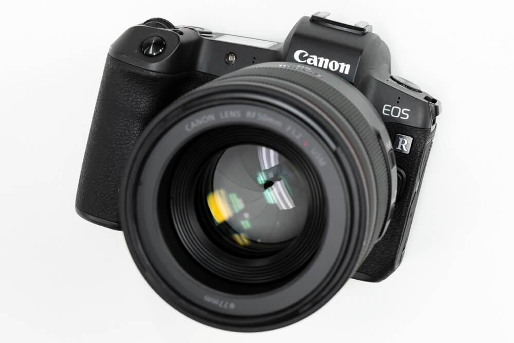 Canon RF50mm F1.2 L USM レビュー