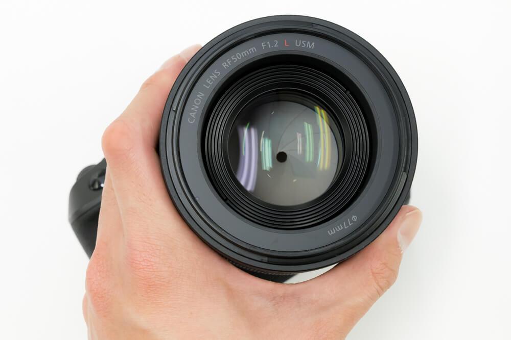 カメラ 絞り 設定
