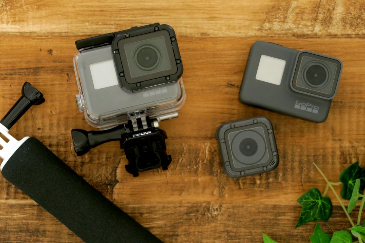 GoProを最新のバージョンにアップデートする意味