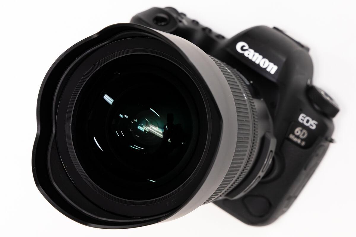 TAMRON SP 15-30mm F/2.8 Di VC USD G2 大口径レンズ