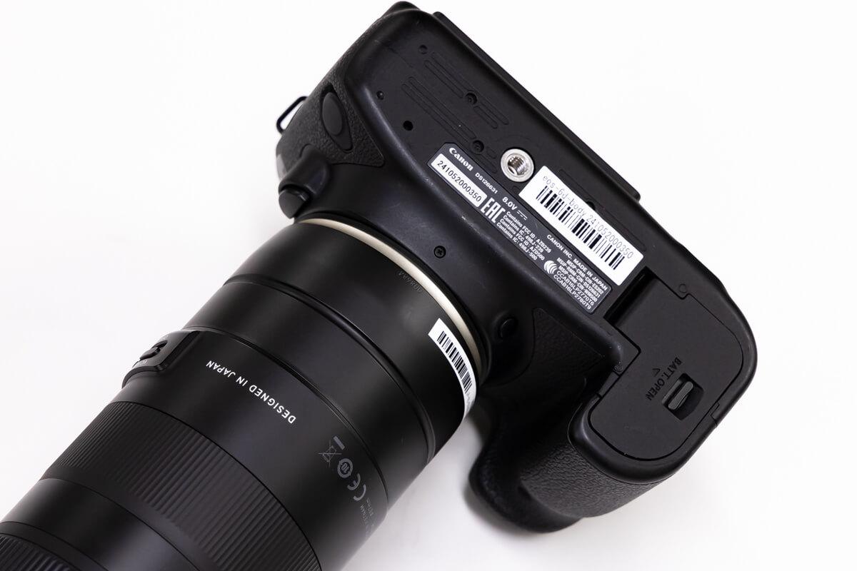 TAMRON 70-210mm F/4 Di VC USD 三脚座 なし
