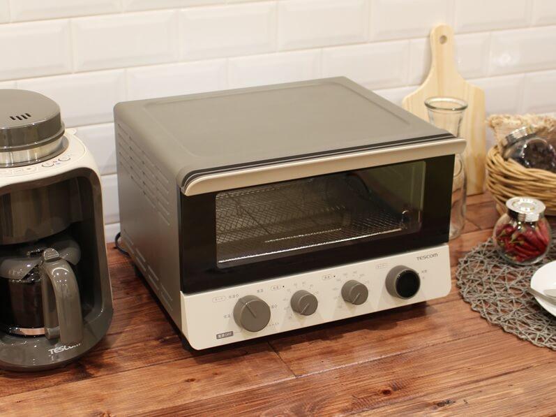 コンベクションオーブンの選び方 3. 本体の大きさ