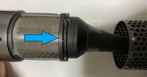 『Dyson エアラップ スタイラー』を実際に使用してみた 定期メンテナンスの方法