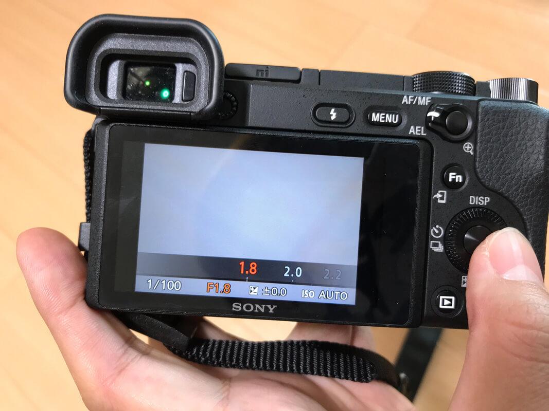 まず始めにやっておくべきカメラの基本設定 4. じっとしている時の撮影には「絞り優先(A/Av)モード」がおすすめ