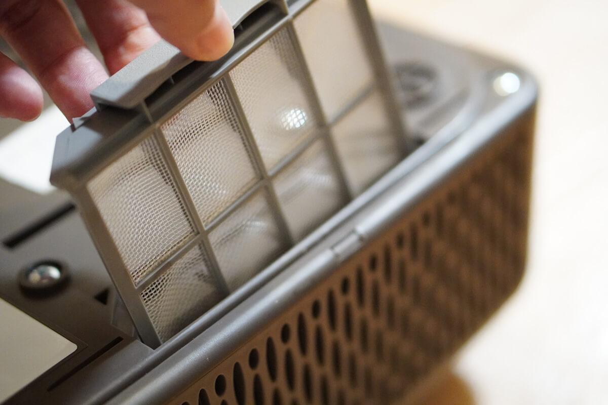 SHARPの冷暖プレートを詳しくレビュー お手入れはこまめに