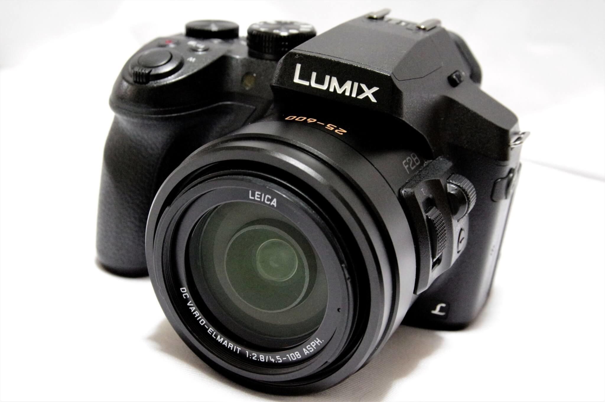 Panasonic LUMIX DMC-FZ300実写レビュー。ズーム全域でF値2.8を実現した高倍率コンデジ