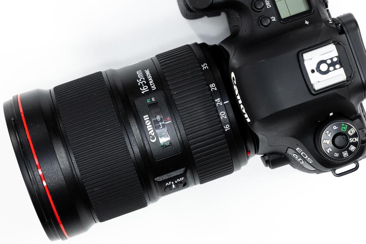 EF16-35mm F2.8L III USM レビュー