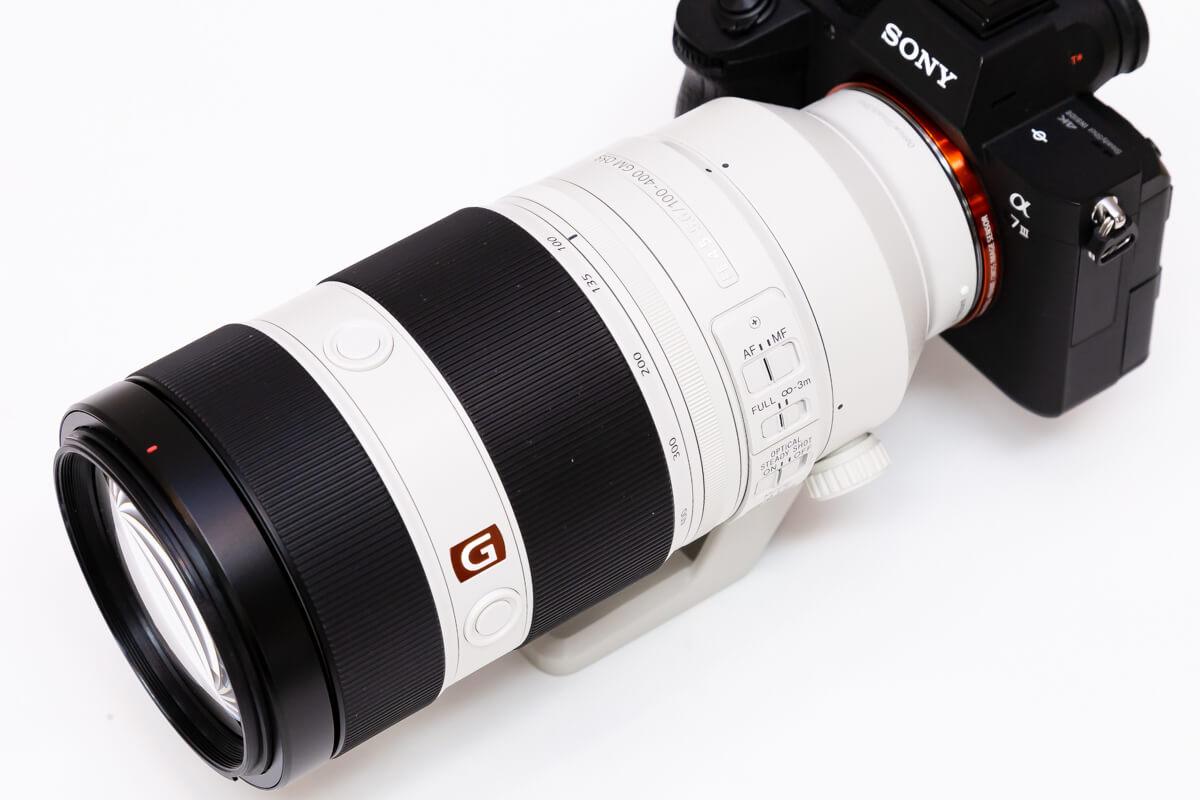 SONY FE 100-400mm F4.5-5.6 GM OSS実写レビュー。ソニーが誇る最高級の望遠ズームレンズの実力検証