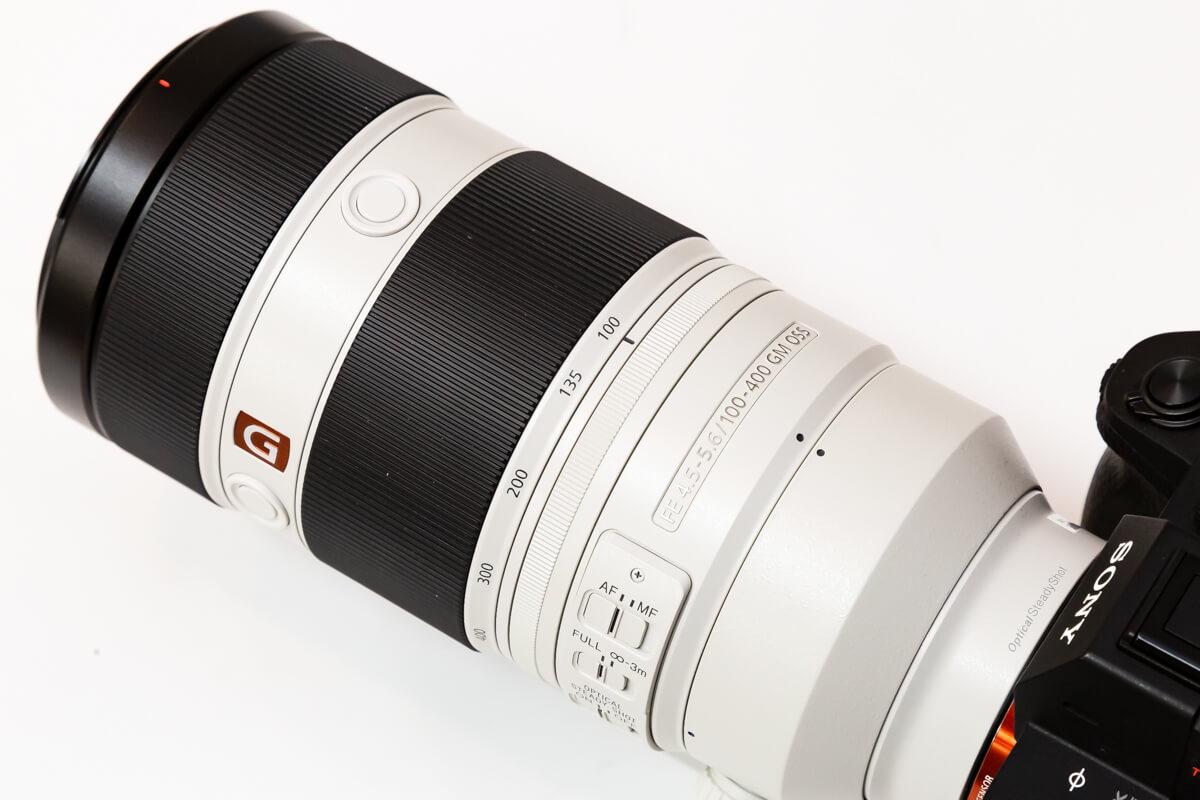 SONY FE 100-400mm F4.5-5.6 GM OSS レビュー